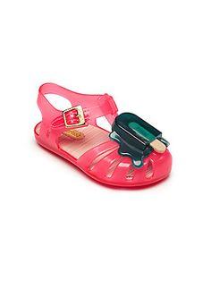 Melissa Baby's & Toddler's Todd Aranha VIII Popsicle Sandals - Blu