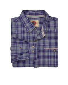 Men's flannels in all plaids and colors, all at a great price! #BurkesOutlet