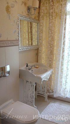 Санузел в светлых тонах: интерьер, квартира, дом, санузел, ванная, туалет, 10 - 20 м2 #interiordesign #apartment #house #wc #bathroom #toilet #10_20m2 arXip.com