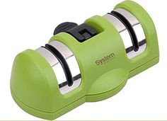 Why I didn't I get this Knife Sharpener for Ceramic/Steel with Safety Suction before? http://www.amazon.com/Sharpener-SYSTEM-Best-Professional-Kitchen-GUARANTEED/dp/B00PUS5SZY