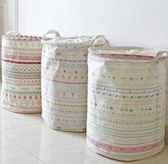 Грязную одежду корзина для белья чехол белье стиральная хампера дом мешок уборка использования сумки складные складе детских игрушек 0587 купить на AliExpress