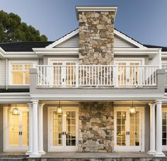 Hamptons style home: South Perth case study
