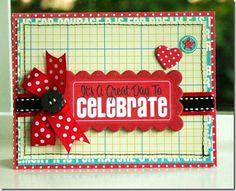 Card created by Melanie Jarocki using our August 2011 Hip Kit & Add-On Kits.  www.hipkitclub.com