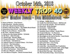 """Mack Meadows """"This Is The Summer"""" on #RadioA1A Trop 40 Chart! @RadioA1A RadioA1A.com 📻🏝️ Bill Russell, Radio Stations, The Dj, Letting Go, Chart, Island, Let It Be, Summer, Summer Time"""