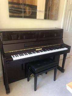 Wilh Steinmann 110 Upright from Chiltern Pianos, Bovingdon