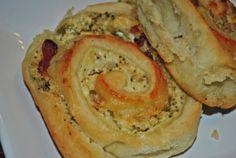 broccoli ham and cheese rolls