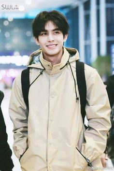 Korean Hairstyles Women, Korean Men Hairstyle, Men's Hairstyles, Japanese Hairstyles, Cute Asian Guys, Cute Korean, Song Wei Long, Asian Male Model, Asian Eyes