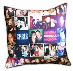 Stitchtagram - Instagram throw pillows and bags: Great gifts for your favorite Instagram addict