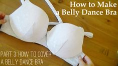 Learn How to Make a Belly Dance Bra! Part 1 covers correct type of bras, fabric, and tools to start making a belly dance bra top that fits and lasts. Belly Dance Bra, Belly Dance Skirt, Belly Dance Outfit, Tribal Belly Dance, Belly Dancer Costumes, Jazz Dance Costumes, Belly Dance Lessons, Diy Bra, Dance Tops
