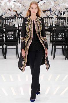 Christian Dior haute couture autumn '14/'15 gallery - Vogue Australia