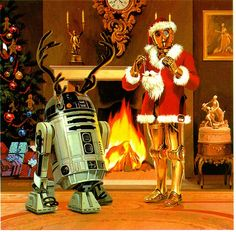 Happy Holidays ~ A landmark Star Wars year ends, and another is about to begin.