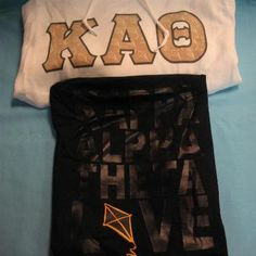 One of our on sale packs, available now. Click through to see how many are available (usually one) and for more information on the items included. It's practically a steal! Kappa Alpha Theta, Custom Greek Apparel, Sorority Outfits, Greek Clothing, Sale Items, Screen Printing, Greek Outfits, Screen Printing Press, Silk Screen Printing
