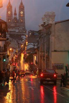 Centro de Quito!