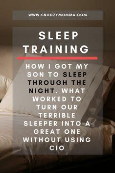 tips to turn a terrible sleeper into a great one! sleep training // how to sleep train // no cry sleep training // how to help your baby sleep through the night // sleep through the night // training to sleep through the night // cry it out // gentle sleep training // no cry sleep training