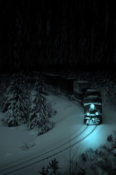 Cool train picture