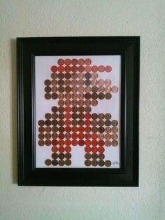 penny mario pixel art