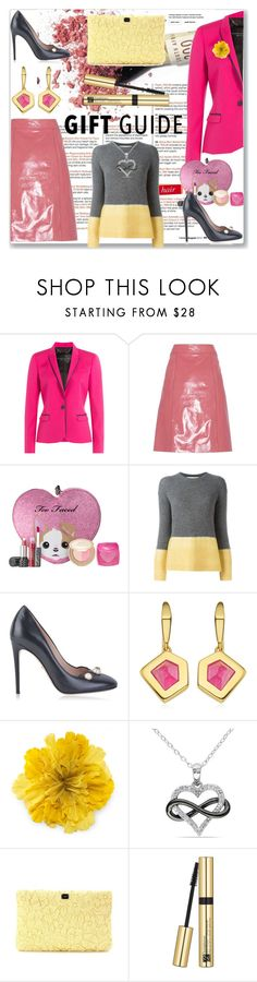 """Gift Guide"" by rita257 ❤ liked on Polyvore featuring Barbara Bui, Bottega Veneta, Marni, Gucci, Monica Vinader, Amour, Dolce&Gabbana and Estée Lauder"