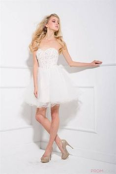 Awesome White tulle dress 2018/2019