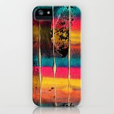City Horizon iPhone Phone Case iPhone 6 by HylaWaldronArtist