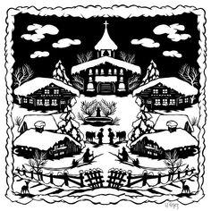 KunsthandwertScherenschnittetNaive MalereitAcryltClownstGartenfigurentMetalltros... Christmas Paper Crafts, Holiday Crafts, Fuchs Silhouette, Paper Cutting, Decoupage, Wood Carving For Beginners, Lighted Glass Blocks, Wood Burning Crafts, Scroll Saw Patterns