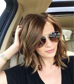 Shoulder Length Haircuts for Fine Hair