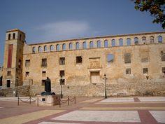 Palacio del duque de Frías en Berlanga de Duero