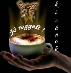 Gyűjtött - Jóreggelt kávés képek ( Magyar ) - oregfrei68.qwqw.hu Good Morning, Tableware, Betty Boop, Emoji, Coffee, Memes, Good Day, Coffee Cafe, Dinnerware