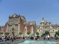 zocalo mexico city | ... : Cuidad de México- El Zocalo, Tepeyac, y Museo de Anthropologia