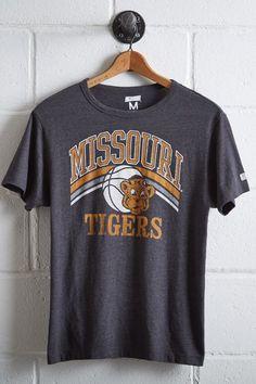 Tailgate Missouri Tigers Basketball T-Shirt