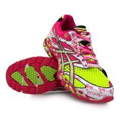 Buy Asics Gel Noosa Tri 6 - Womens Running Shoes - Pink Yellow  f482b017e