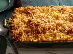 Baked Macaroni and Cheese #RecipeOfTheDay