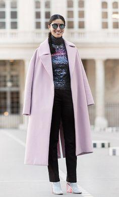 Caroline at Le Palais Royal / Caroline Issa, Dior / Garance Doré