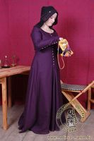 Outer garments - Medieval Market, Ladies cottehardie new