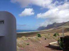 Instalación en las Laderas de Famara, Lanzarote #WiFiCanarias #AirInternet