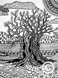 The Olive Tree, via Etsy