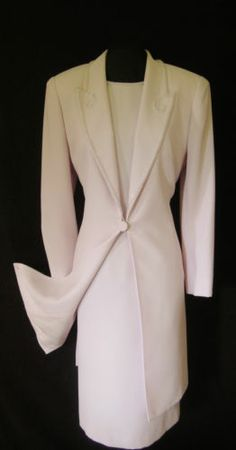 CONDICI Pale Pink Dress & Beaded Jacket 14, suitable for Mature Bride, Mother of the Bride/Groom, Wedding Guest, Cruise, Races or any Special Occasion...