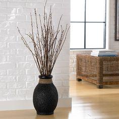 red sticks in a vase! | wedding | pinterest | tall floor vases