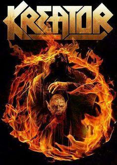 47 Best Kreator Images In 2019 Thrash Metal Heavy Metal