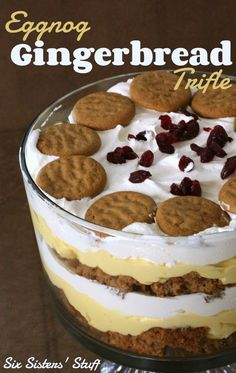 Looking for a jaw dropping trifle? Look no further! Here's a selection of the best trifles fit for a celebration!
