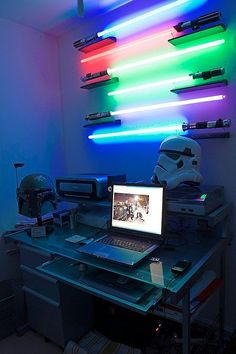 I need this. It's the best way to make a workplace awesome.