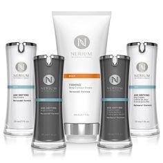 Nerium International Da A Conocer La Nueva Presentación De Su Linea De productos.