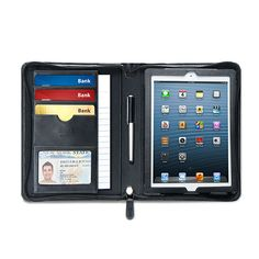 Best iPad mini Cases - iLuv CEO Folio - Slideshow from PCMag.com