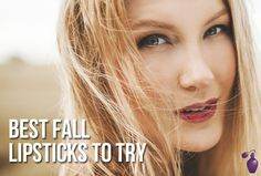 Best Fall Lipsticks to Try NOW | Eau Talk - The Official FragranceNet.com Blog
