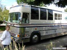 1993 Vogue Prevost Bus Conversion Motorhome (A)