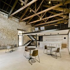 The refurbishment project for Pósito Pesquero is aimed to enhance the value of the pre-existent traditional architecture and provide a suitable design for a new modern use
