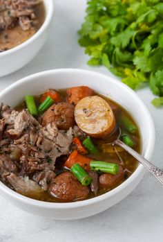 Healthy Christmas Recipes, Best Paleo Recipes, Whole 30 Recipes, Dairy Free Recipes, Fall Recipes, Gluten Free, Pork Soup, Shredded Pork, Healthy Comfort Food