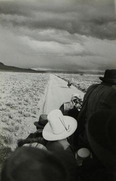 Robert Frank Road to La Paz, Bolivia, 1949