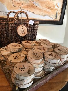 CafeQuality 4 Piece Bamboo /& Cork Coaster Set With Holder