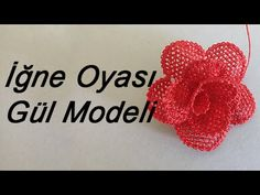 This Pin was discovered by Ayn Stitch Crochet, Thread Crochet, Yarn Crafts, Diy And Crafts, Tatting Jewelry, Needle Lace, Crochet Flowers, Needlepoint, Crochet Earrings