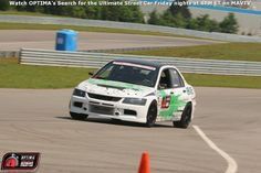 Andy Smedegard qualified for the 2015 #OUSCI at NCM Motorsports Park in his 2006 Mitsubishi Evo